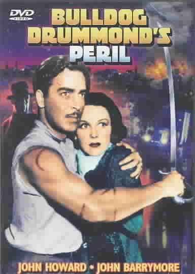 BULLDOG DRUMMOND'S PERIL BY HOWARD,JOHN (DVD)