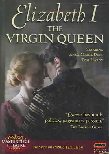 ELIZABETH I:VIRGIN QUEEN BY DUFF,ANNE-MARIE (DVD)